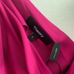 Theory Wine Midi Slip Dress (8)